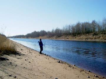 новоладожский канал синявино рыбалка